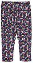 Crafted Kids Printed Leggings Trousers Pants Bottoms Girls Print Elastic Casual