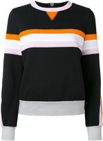 NO KA 'OI No Ka' Oi - Nau sports sweater - women - Cotton/Polyamide/Spandex/Elastane - XS