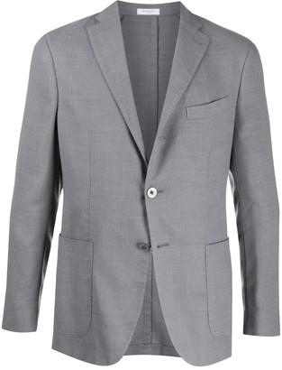 Boglioli Tailored Single-Breasted Blazer