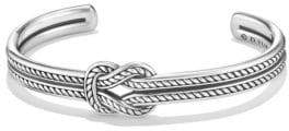 David Yurman Maritime Sterling Silver Bracelet