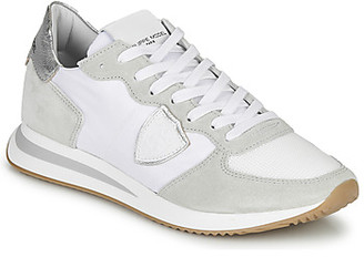 Philippe Model TROPEZ X women's Shoes (Trainers) in White