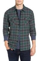 RVCA Lowland Plaid Flannel Shirt