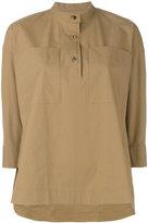Lareida 'Remy' shirt - women - Cotton/Spandex/Elastane - 36