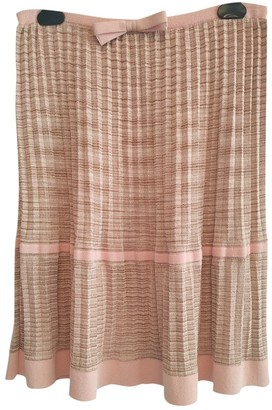 M Missoni Pink Skirt for Women