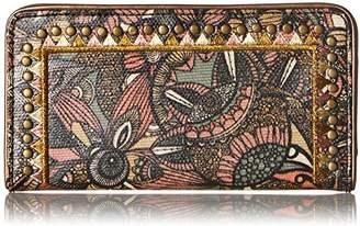 Sakroots Women's Slim Wallet
