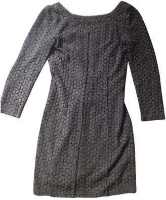 Diane von Furstenberg Green Lace Dresses
