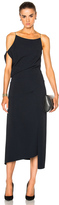 Calvin Klein Collection Jazz Stretch Matte Cady Dress