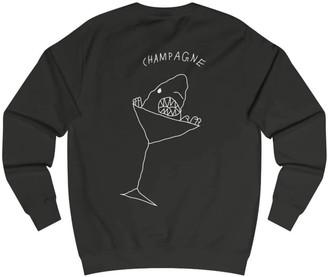 Love Your Mom Champagne Sweatshirt