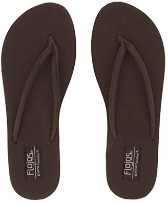 Flojos Fiesta 2.0 (Black) Women's Sandals