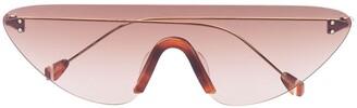 KALEOS Wells cat eye sunglasses