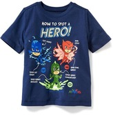 Old Navy PJ Masks Crew-Neck Tee for Toddler