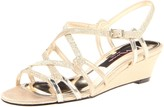 Nina Women's Foley-YG Wedge Sandal