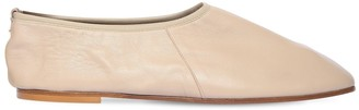 Emme Parsons 10mm Leather Ballerinas
