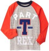 Gymboree Part T-Rex Tee