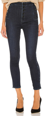 J Brand Natasha Sky High Crop Skinny. - size 24 (also