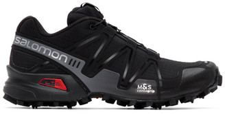Salomon Black Limited Edition Speedcross 3 ADV Sneakers