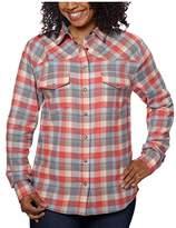 Jachs Girlfriend Ladies' Flannel Shirt-