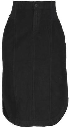 European Culture Knee length skirt