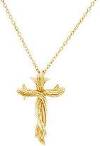 Scott Kay 14K Clad Cross Necklace