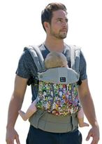 Lillebaby CompleteTM All Seasons Tokidoki Iconic Baby Carrier in Grey