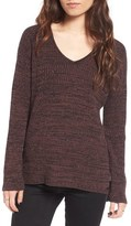 Obey Walton V-Neck Rib Knit Tunic