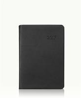 GiGi New York 2017 Daily Journal Traditional Leather