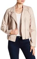 Jack Clover Faux Leather Jacket