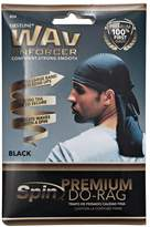 Wav Enforcer Premium Black Do-Rag