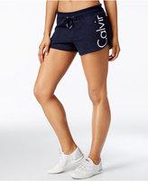 Calvin Klein Terry Logo Shorts