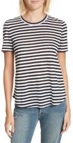 A.L.C. Women's Alber Stripe Linen Tee