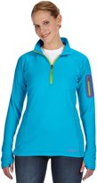 Marmot Ladies' Flashpoint Half-Zip XL ATOMIC BLUE