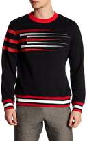 Parke & Ronen Speedster Striped Sweatshirt