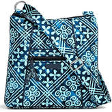 Vera Bradley Cuban Tiles Hipster Cross-body Bag