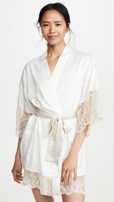 Flora Nikrooz Gabby Charmeuse Robe