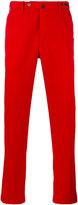 Pt01 slim-fit trousers - men - Cotton/Linen/Flax - 46