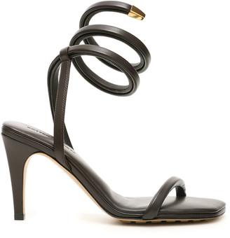 Bottega Veneta Torcillon Nappa Sandals