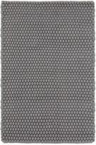 Dash & Albert Rope Rug - Graphite - 259x335cm