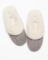 Soma Intimates Vail Slippers Grey