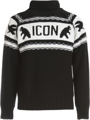 DSQUARED2 Icon Sweater