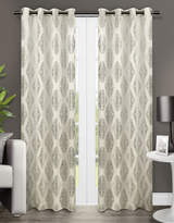 Home Outfitters Augustus Two-Pack Window Curtains