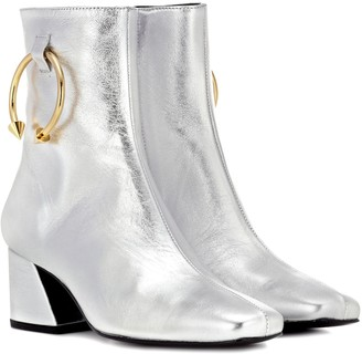 Dorateymur Nizip II leather ankle boots