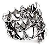 House Of Harlow Pyramid Wrap Ring