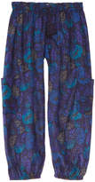 Pink Chicken Girls' Navy Harlow Pant