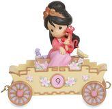 Precious Moments Disney® Birthday Parade Mulan in 9th Birthday