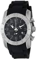 Swiss Legend Men's 11876-TI-01-GRYA Commander Analog Display Swiss Quartz Watch