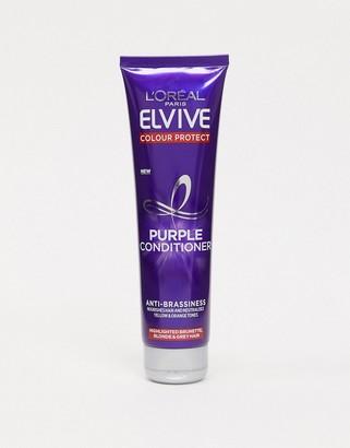 L'Oreal Colour Protect Purple Conditioner 150ml