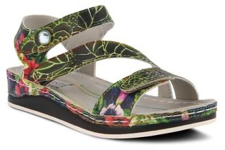 Carena Wedge Sandal