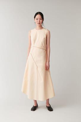 Cos Adjustable-Length Dress