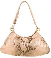 Kate Spade Metallic Embossed Leather Bag