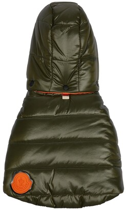 Moncler Exclusive to Mytheresa Reversible dog down gilet
